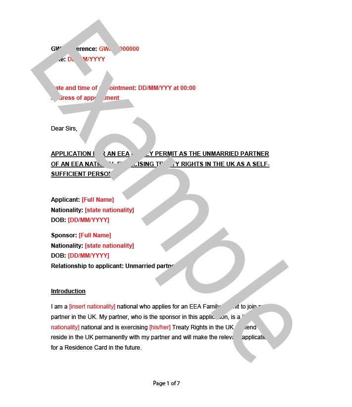 Cover letter self suffiecent diy uk immigration services limited cover letter self suffiecent spiritdancerdesigns Gallery